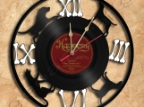 Dogs Pet Vinyl Record Clock Free Shipping
