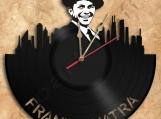 Frank Sinatra Wall Clock Vinyl Record Clock Free Shipping