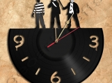 Horror Wall Clock Vinyl Record Clock Free Shipping