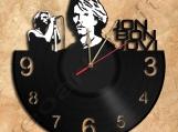 Jon Bon Jovi Wall Clock Free Shipping