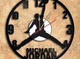 Michael Jordan Wall Clock Vinyl Record Clock Free Shipping