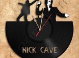 Nick Cave Vinyl Record Clock Free Shipping