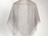 orenburg shawl knitted shawl knitted scarf wool shawl goat down