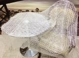 Orenburg shawl, Russian Shawl, Lace knitted shawl, warm gossamer shawls