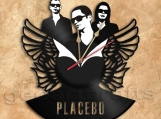 Placebo Wall Clock Vinyl Record Clock home decoration