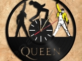 Queen Band Wall Clock Vinyl Record Clock Free Shipping.