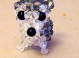 Siberian Husky Puppy Charm Free Shipping