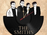 Smiths Band Wall Clock Vinyl Record Clock Free Shipping