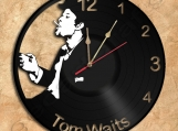 Tom Waits Wall Clock Vinyl Record Clock Free Shipping