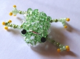 Tree Frog Charm  Free Shipping