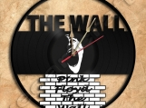 Wall Clock Pink Floyd The Wall Theme Vinyl Record Clock