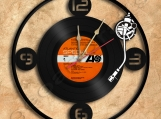 Wall Clock Turntable Vinyl Record Clock Free Shipping