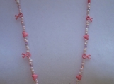 "Breast Cancer Awareness Lanyard 32""  #10"