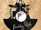Buddy Rich Wall Clock Vinyl Record Clock Free Shipping
