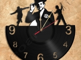 Fred Astaire Wall Clock Theme Record Clock Free Shipping.