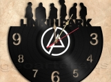 Linkin Park Vinyl Record Clock Free Shipping.
