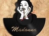 Madonna Wall Clock Vinyl Record Clock Free Shipping.