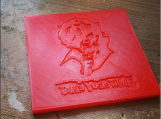 Persona 5 'Take Your Time' Themed Coaster