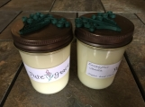 Pure Grace Jelly Jar Soy Candles