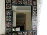 Big Handmade Wall Mirror