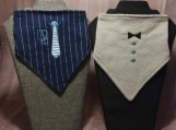 Little Gentleman Bib Set