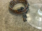 Memory wire bracelet (small)