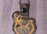 Deer Heart, orange