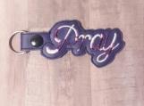 Pray, purple