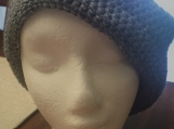 Basic Slouchy Beanie (includes a free gift)