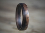 Bentwood Ring- East Indian Rosewood