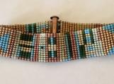 Hand Woven Bracelet Seed Bead