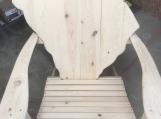 South Carolina Adirondack Chair