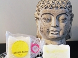 Handcrafted, All Natural, Vegan, Astral Body Soap