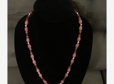 Beautiful Coral Pendant Necklace
