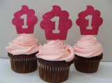 Birthday Cupcake Topper