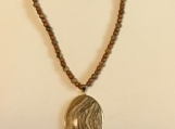 Brown Jasper Necklace