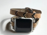 Cork Double Wrap Band