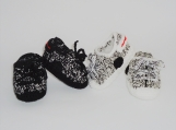 Crochet booties, Crochet baby shoes, sneakers