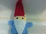 Crochet Gnome