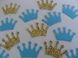 Crown Confetti, Crown Die Cuts