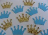 Crown Confetti, Crown Die Cuts