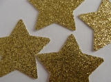 Gold Star Die Cuts