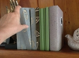 Hand Bound Books, Your Journals, Stories writing made into books