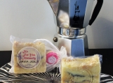 Handcrafted, All Natural, Vegan Java Jolt Soap