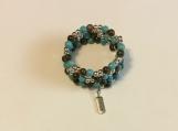 Namaste Turquoise Bracelet