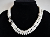 Organic Pearls Necklace