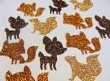 Woodland Die Cuts, Animal Party, Baby Shower Decor