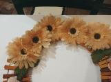 Spring 101 Clothespins Wreath Decor