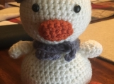 Amigurumi Duck
