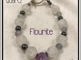 Fabulous Fluorite bracelet